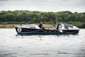Daryl Farmer in Bojanges Rowing 4 Reefs