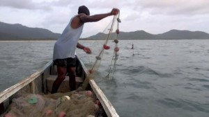 Africa fishing