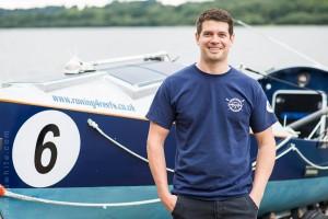 Daryl Farmer Rowing 4 Reefs