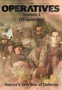The Operatives TV Season 1 (8 episodes)